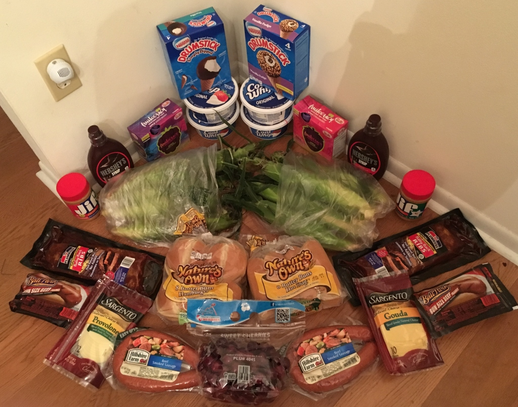 My 6/29 Publix Trip - $101.08 for $36.63 or 64% Off