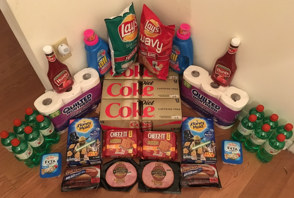 My 7/20 Publix Trip - $98.44 for $36.20 or 63% Off