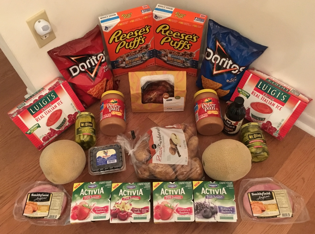 My 7/27 Publix Trip - $98.11 for $28.26 or 71% Off