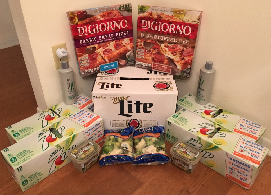 My 8/10 Publix Trip - $83.84 for $34.74 or 59% Off