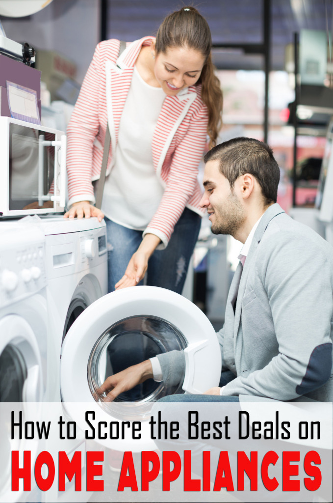 How to Score the Best Deals on Home Appliances