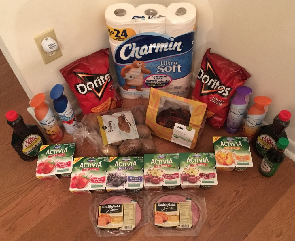 My 9/7 Publix Trip - $73.03 for $20.94 or 71% Off
