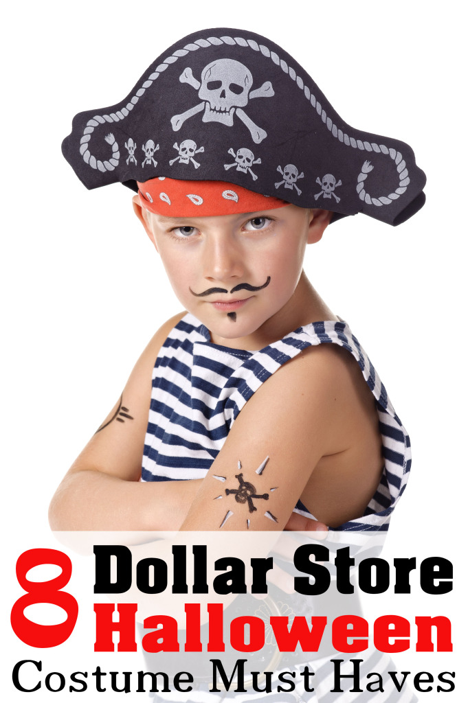 8 Dollar Store Halloween Costume Must Haves