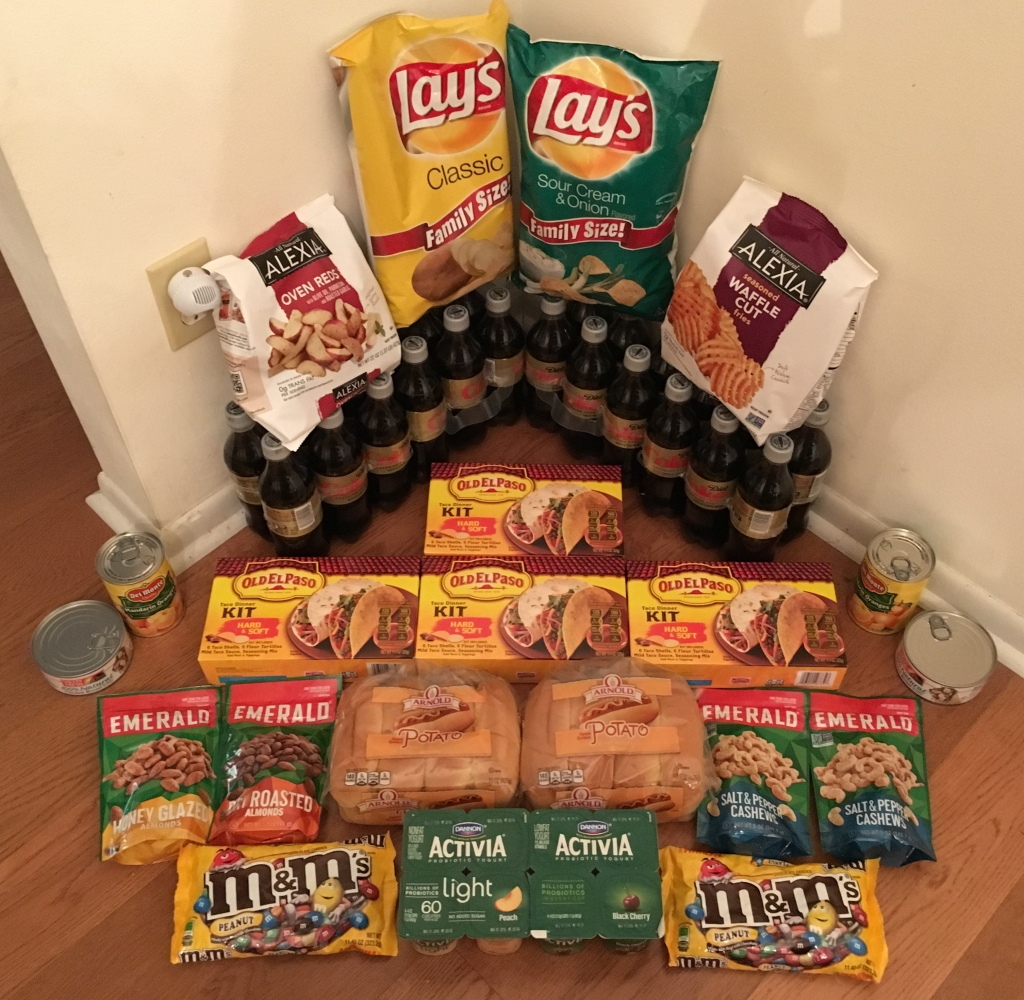 My 10/12 Publix Trip - $93.80 for $28.35 or 70% Off