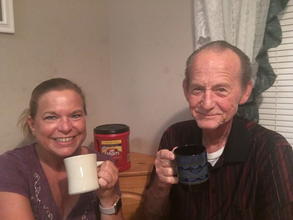 Share a Cup & a Story With a Veteran