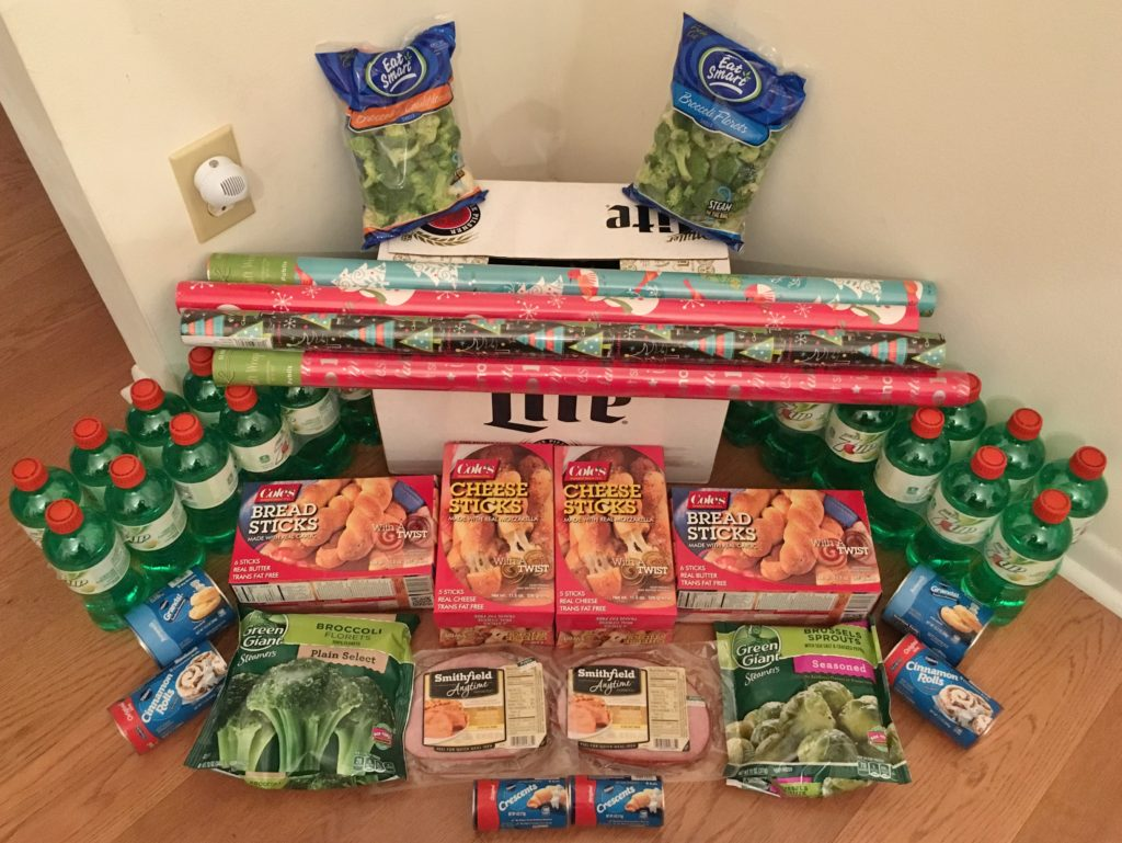 My 11/30 Publix Trip - $88.17 for $38.83 or 56% Off