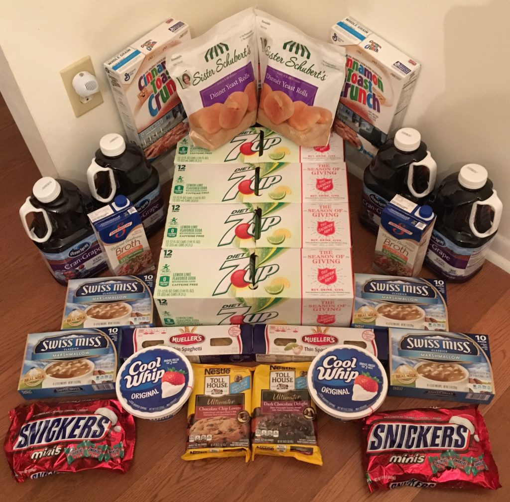 My 12/14 Publix Trip - $96.01 for $35.67 or 63% Off