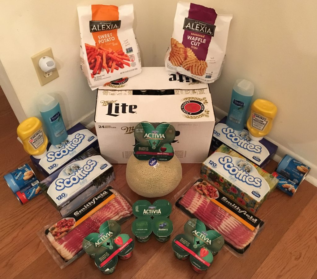 My 1/18 Publix Trip - $81.38 for $36.38 or 55% Off
