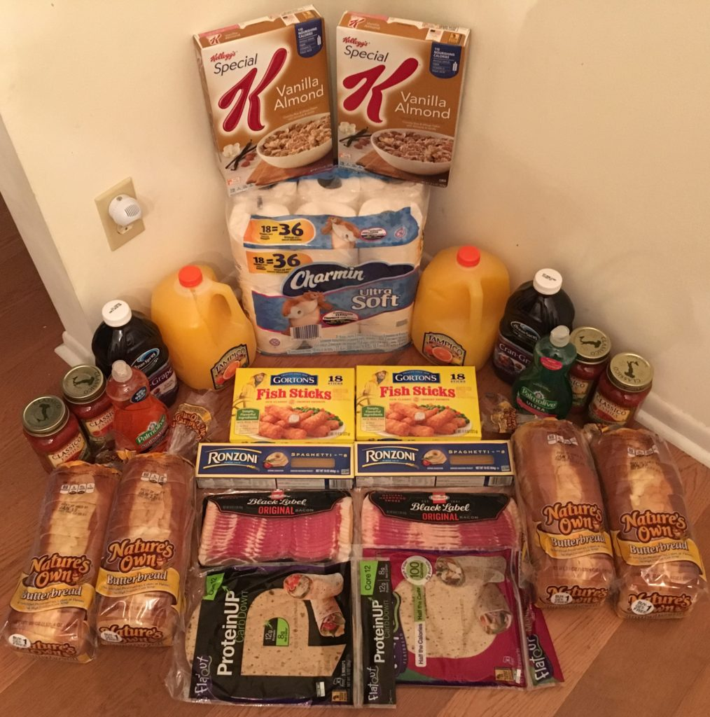 My 1/4 Publix Trip - $99.45 for $36.54 or 63% Off