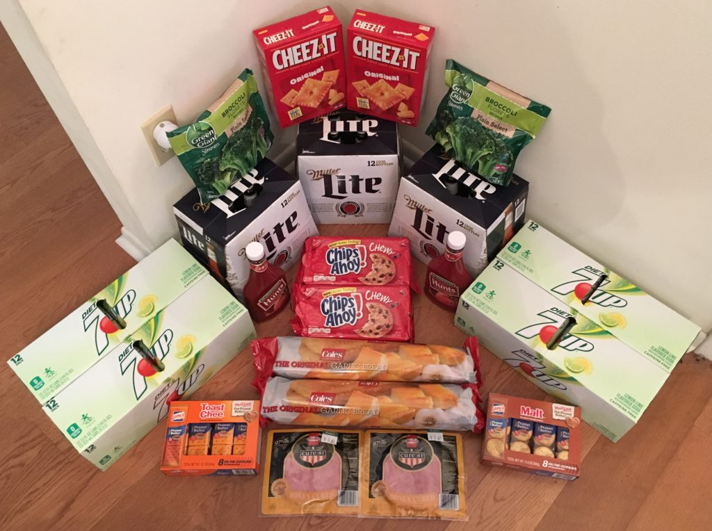 My 3/15 Publix Trip - $102.46 for $45.75 or 55% Off