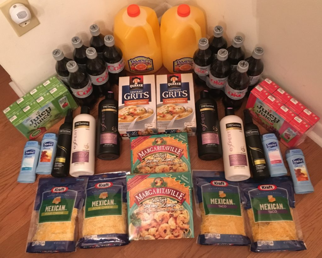My 3/1 Publix Trip - $103.71 for $28.43 or 73% Off