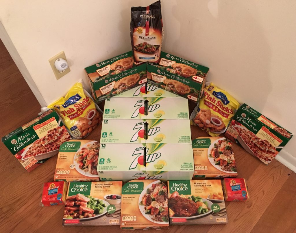 My 3/8 Publix Trip - $95.57 for $31.08 or 67% Off