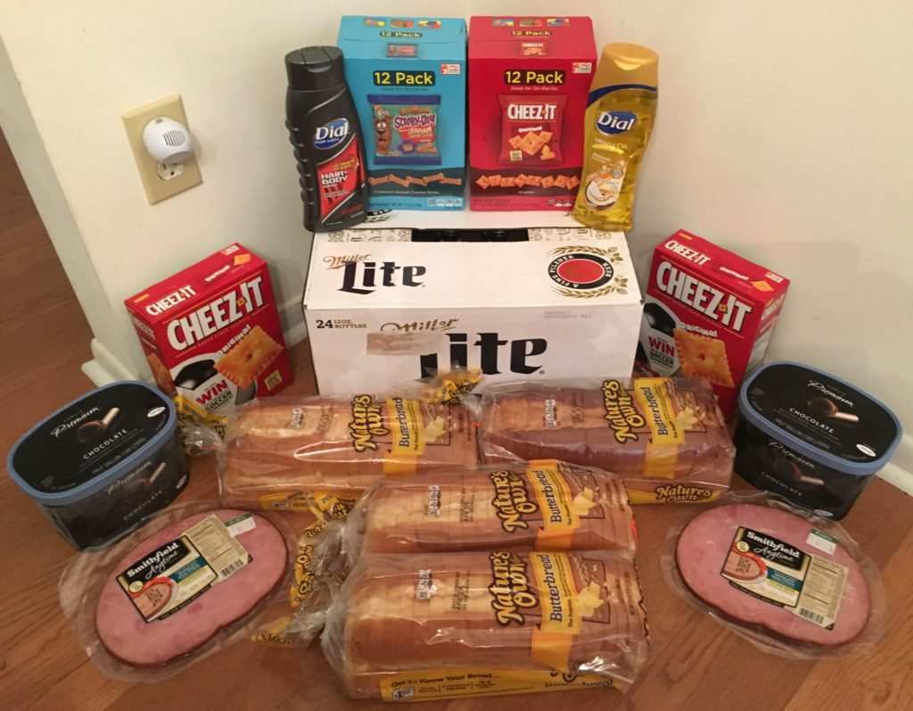 My 4/19 Publix Trip - $83.18 for $37.98 or 54% Off
