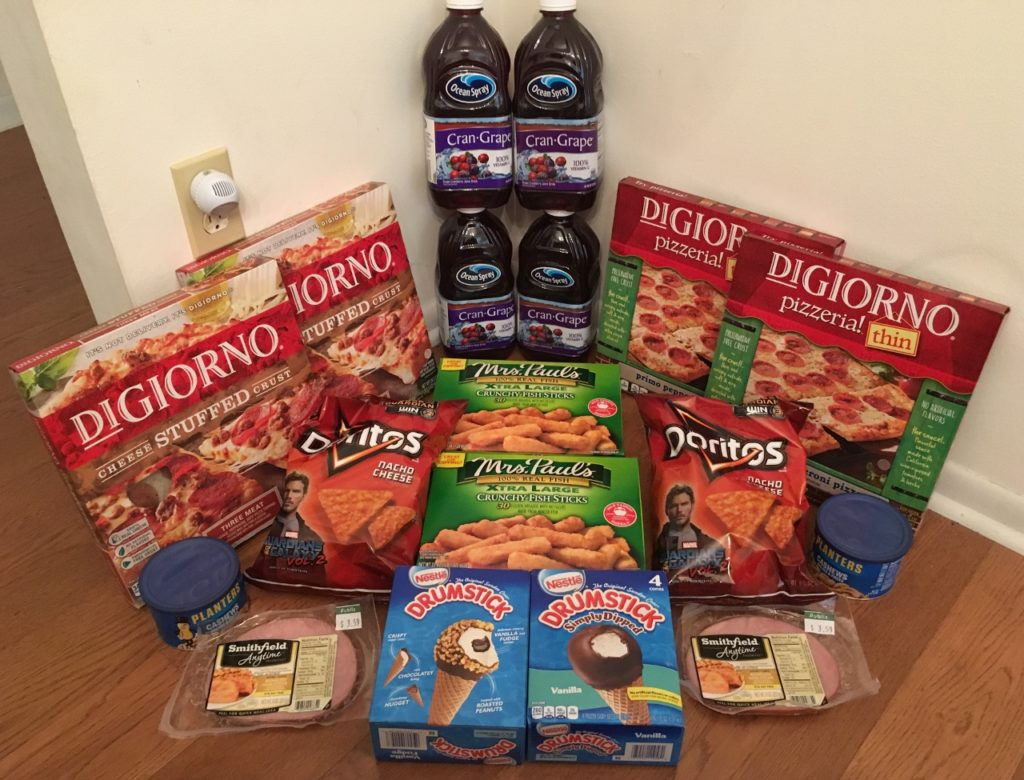 My 5/17 Publix Trip - $97.27 for $40.82 or 58% Off