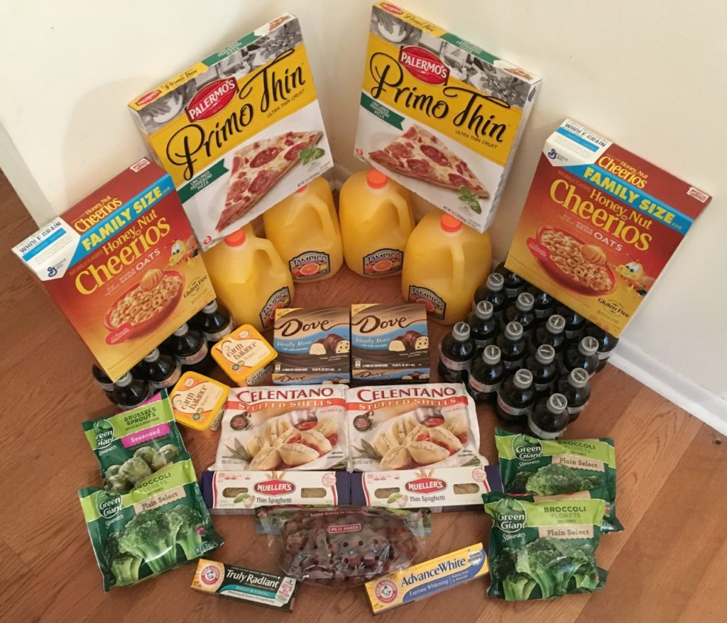 My 5/31 Publix Trip - $102.02 for $32.73 or 68% Off