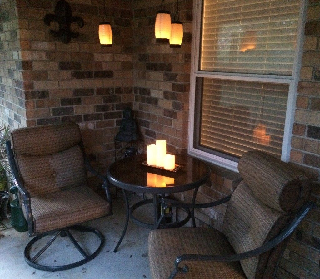 Fun and Frugal Outdoor Lighting Ideas