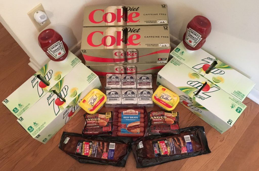 My 6/28 Publix Trip - $101.92 for $39.16 or 62% Off