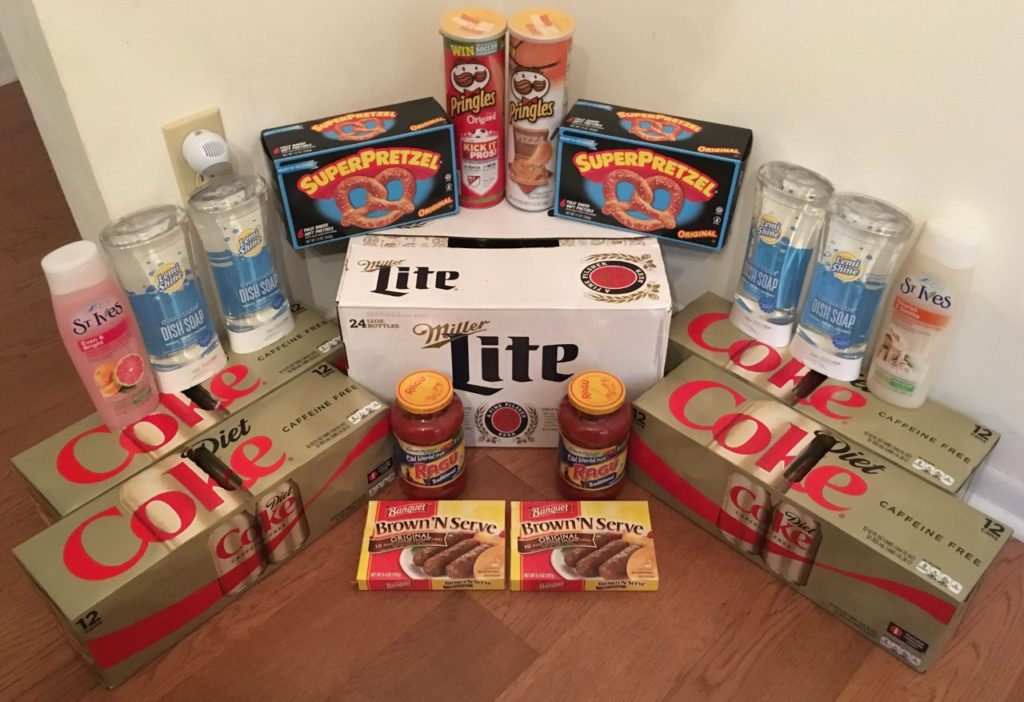 My 6/21 Publix Trip - $85.93 for $36.96 or 57% Off