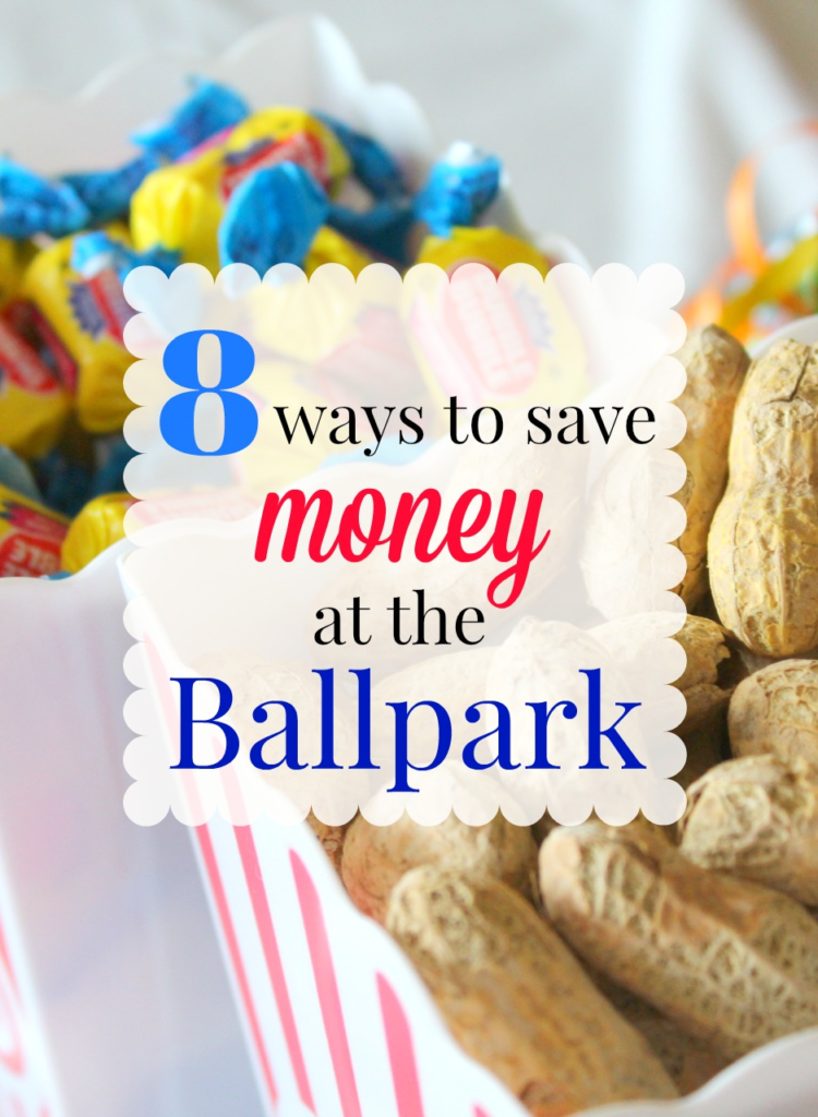8 Ways to Save Money at the Ball Park