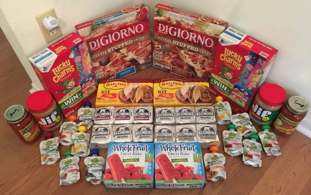 My 7/26 Publix Trip - $95.42 for $35.63 or 63% Off