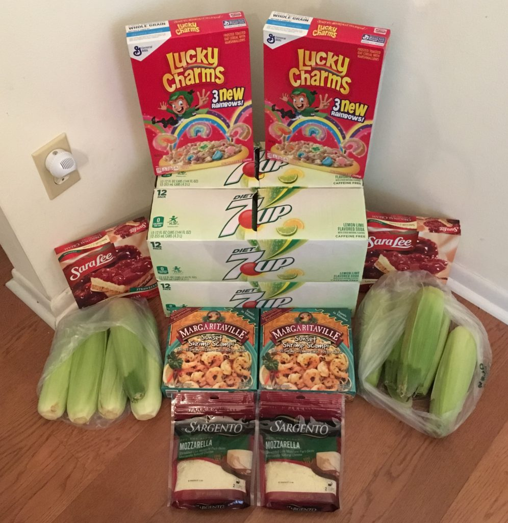 My 8/30 Publix Trip - $75.49 for $29.85 or 61% Off