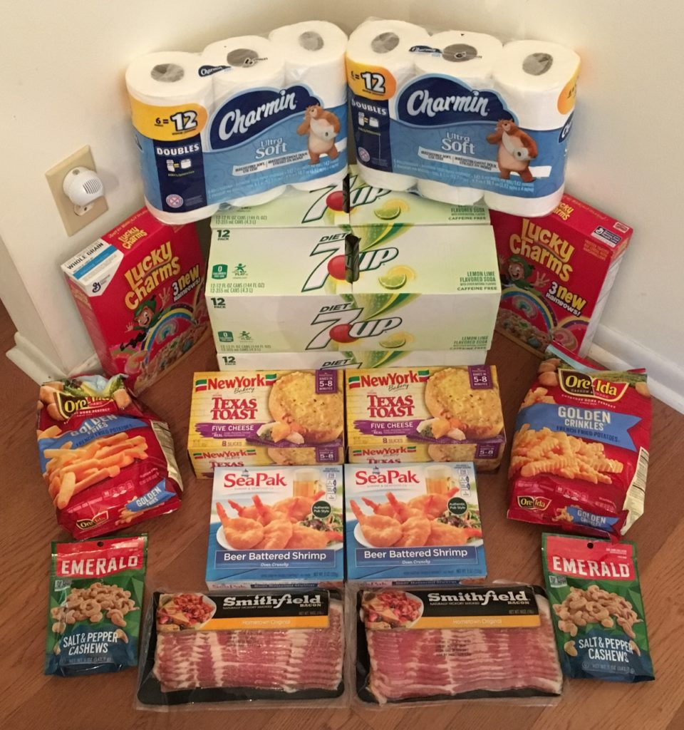 My 9/20 Publix Trip - $98.06 for $35.87 or 63% Off