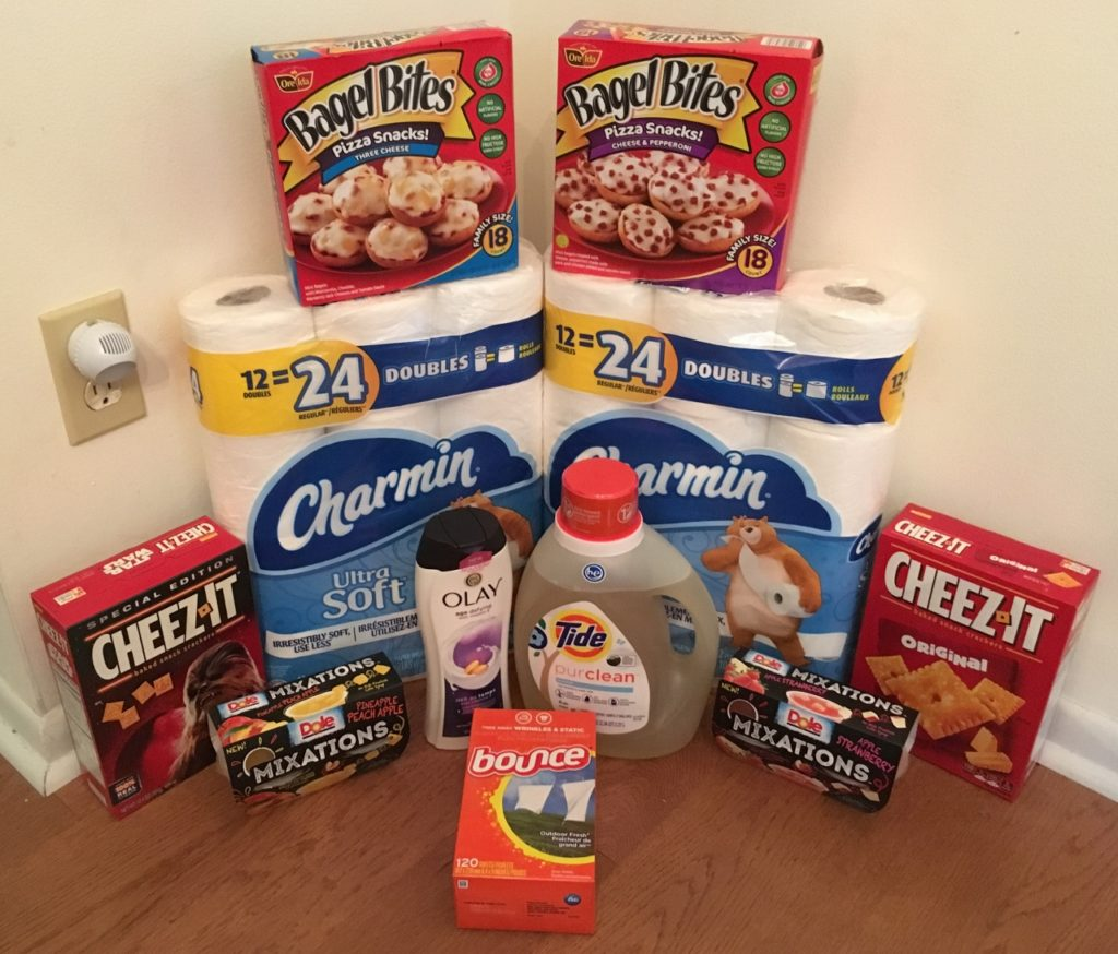 My 9/27 Publix Trip - $77.11 for $20.09 or 74% Off