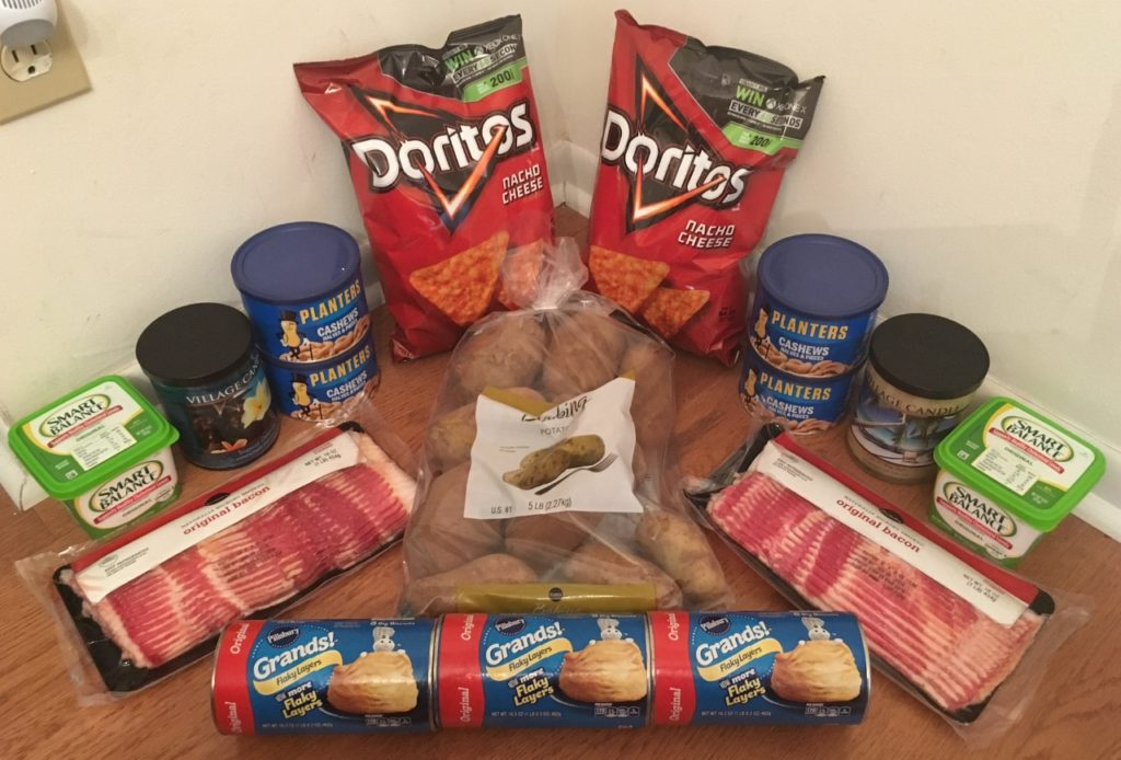 My 10/11 Publix Trip - $97.20 for $39.34 or 60% Off