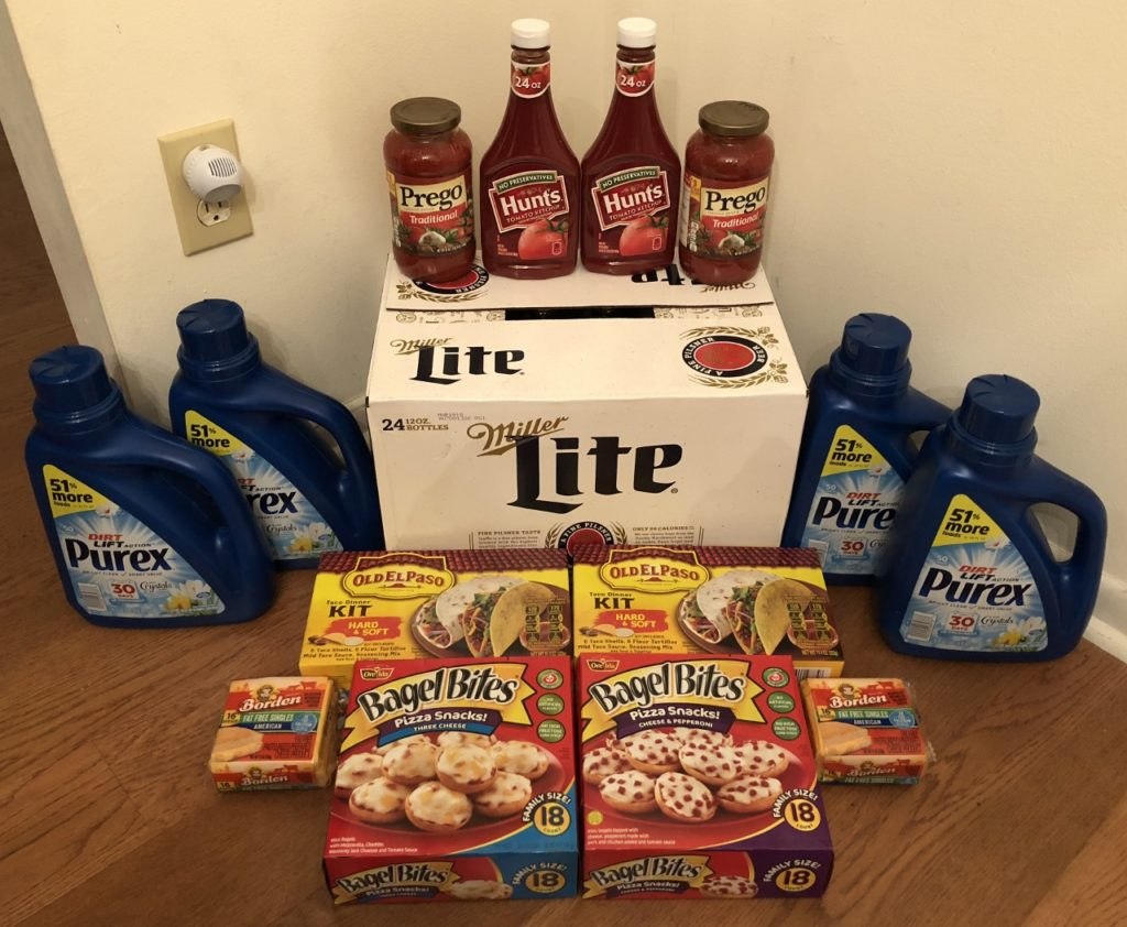 My 12/27 Publix Trip - $83.74 for $37.53 or 55% Off