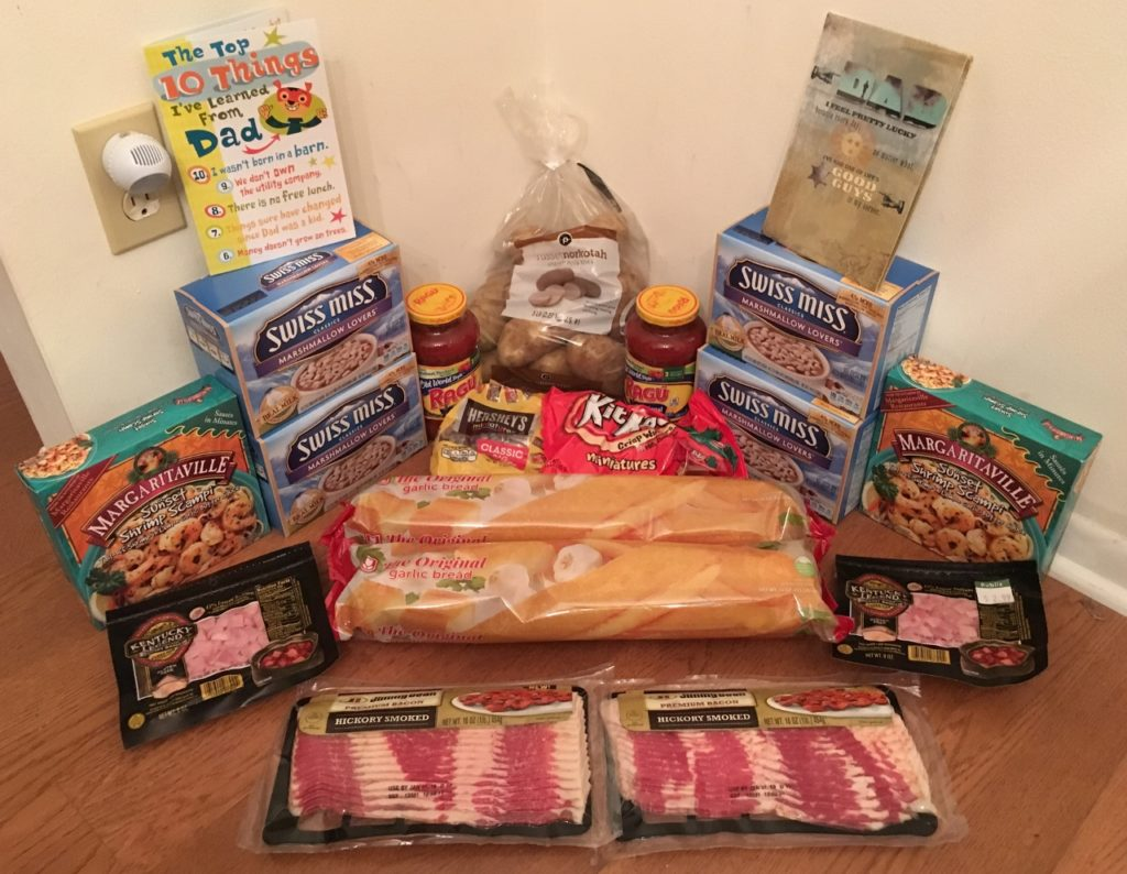 My 12/6 Publix Trip - $87.40 for $32.70 or 63% Off