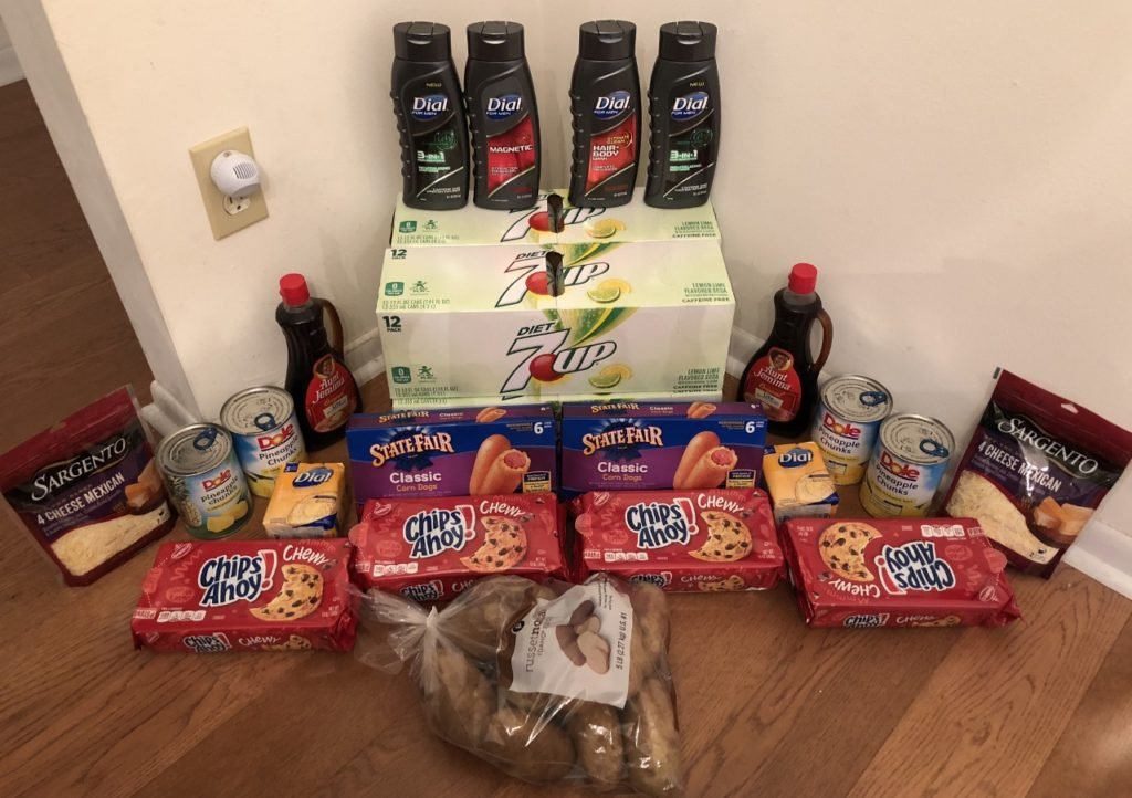 My 1/24 Publix Trip - $92.88 for $27.85 or 70% Off