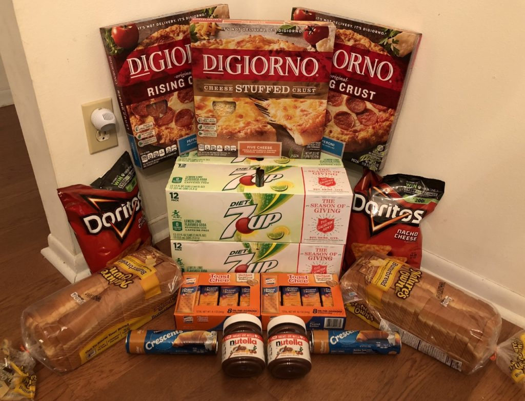 My 1/3 Publix Trip - $78.76 for $34.66 or 56% Off