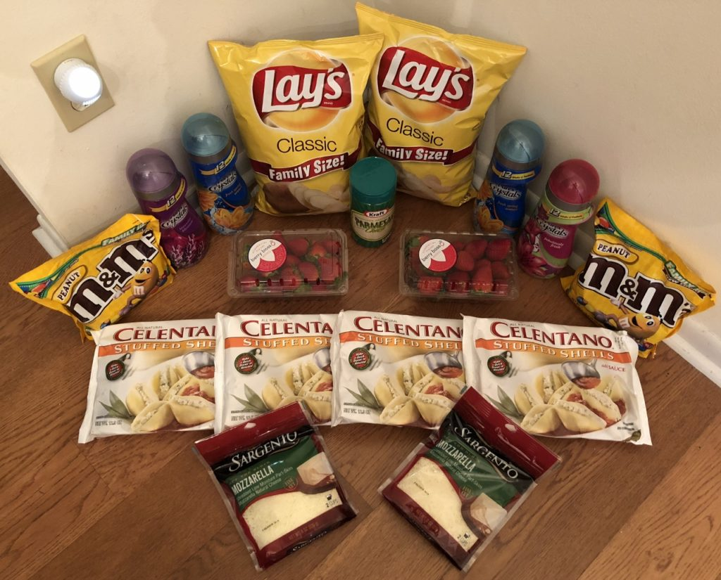 My 2/14 Publix Trip - $75.10 for $28.98 or 61% Off
