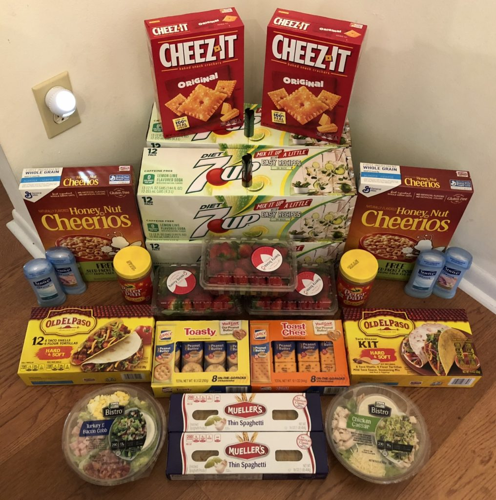 My 3/7 Publix Trip - $92.06 for $41.80 or 55% Off