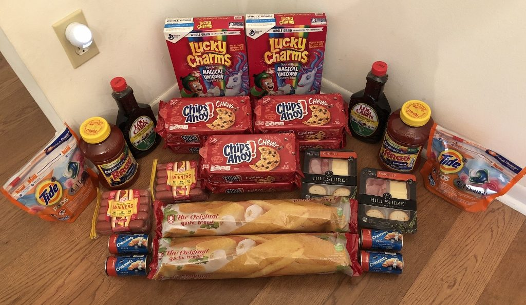 My 4/4 Publix Trip - $82.59 for $30.01 or 64% Off
