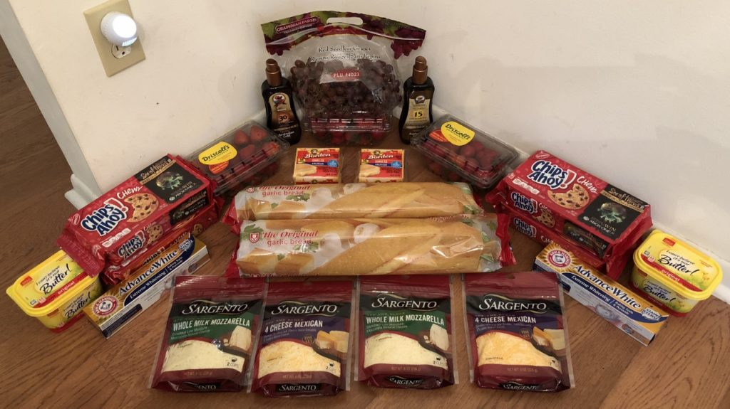 My 5/30 Publix Trip - $93.27 for $33.60 or 64% Off