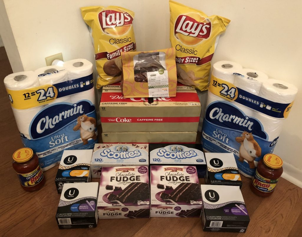 My 6/20 Publix Trip - $90.91 for $33.71 or 63% Off