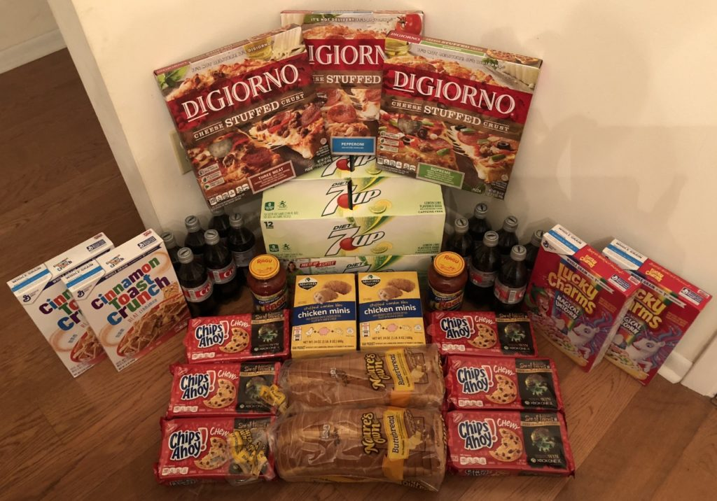 My 7/11 Publix Trip - $124.04 for $42.38 or 66% Off
