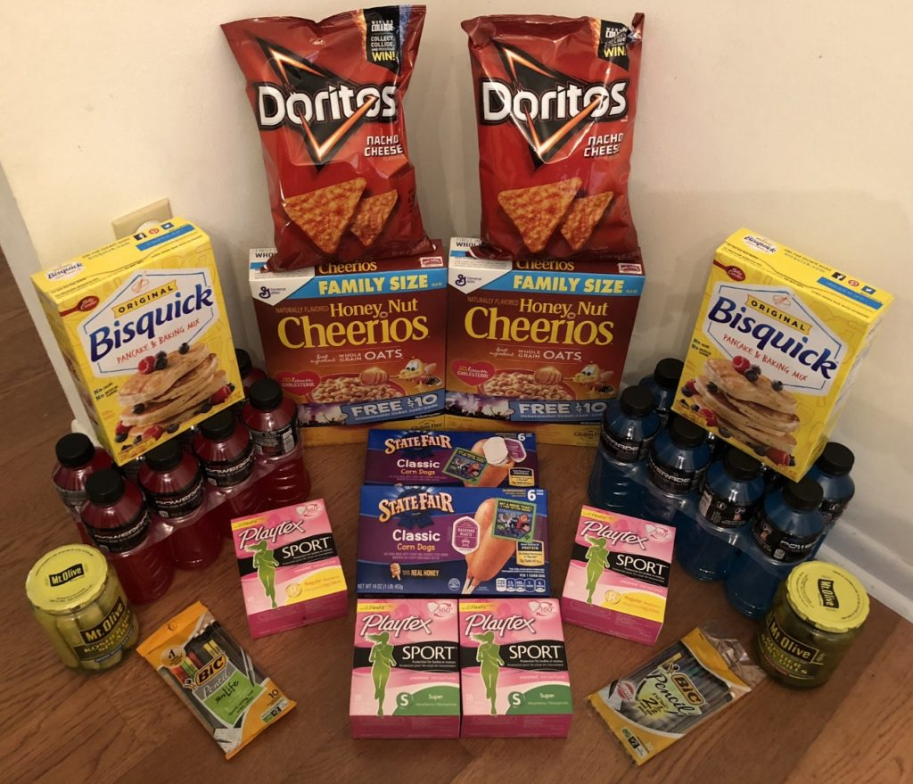 My 7/25 Publix Trip - $77.66 for $27.69 or 64% Off