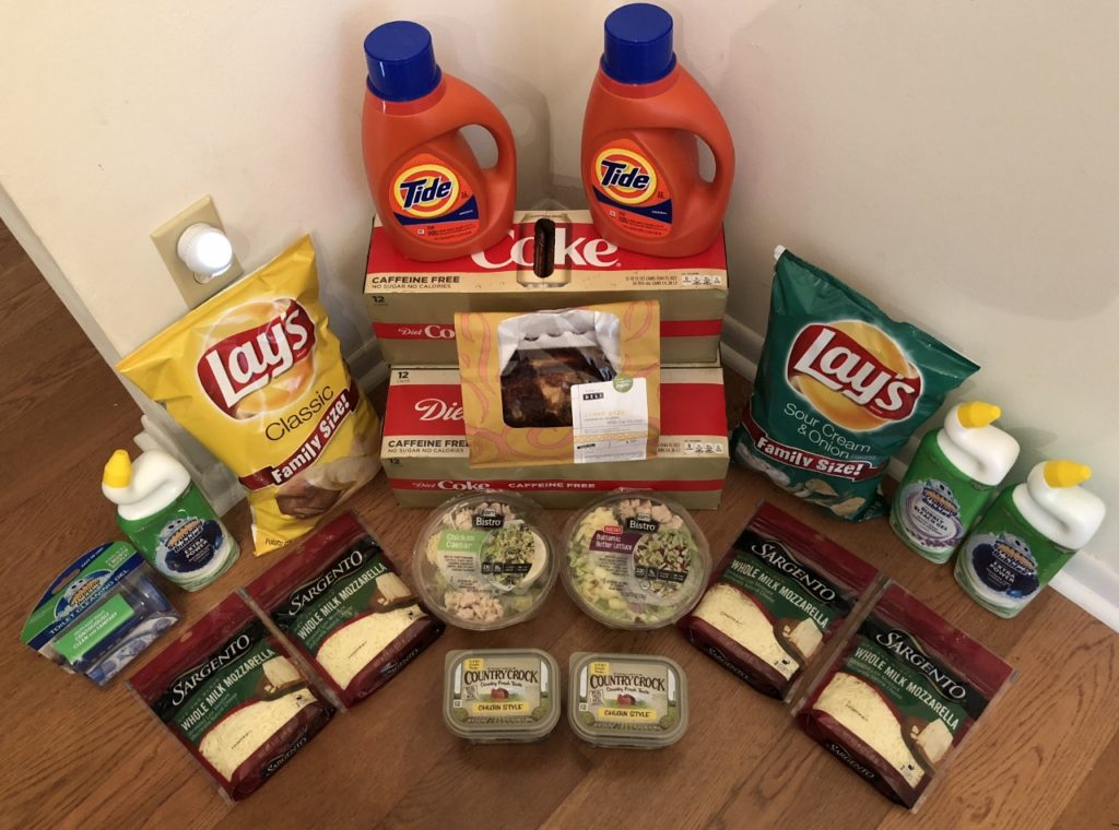My 7/18 Publix Trip - $94.91 for $40.69 or 57% Off