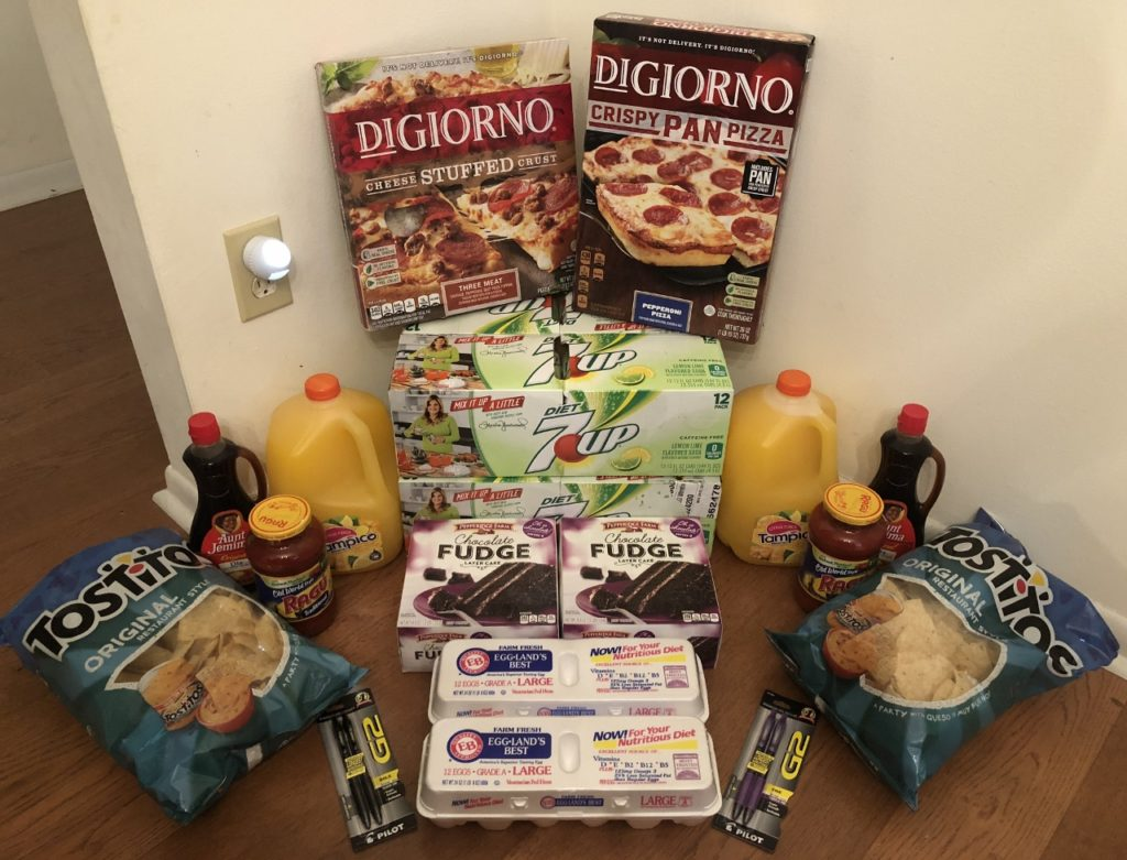 My 8/3 Publix Trip - $86.44 for $33.63 or 61% Off