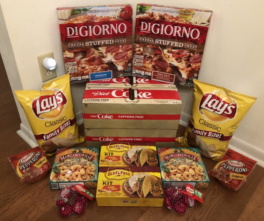 My 8/22 Publix Trip - $84.01 for $36.99 or 56% Off