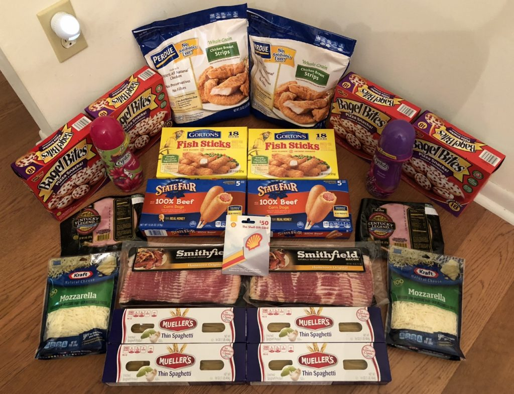 My 9/19 Publix Trip - $101.67 for $34.93 or 66% Off
