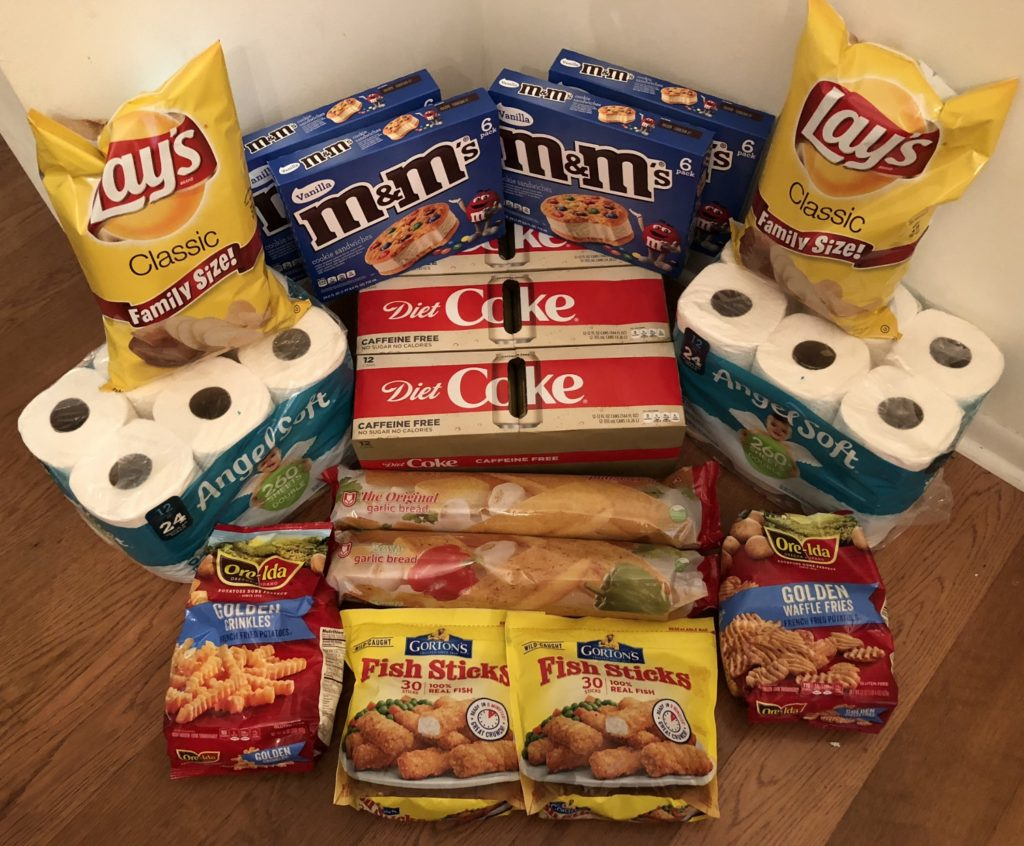 My 10/17 Publix Trip - $88.98 for $38.58 or 57% Off