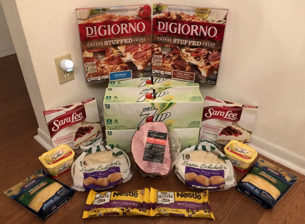 My 11/14 Publix Trip - $114.39 for $46.07 or 60% Off