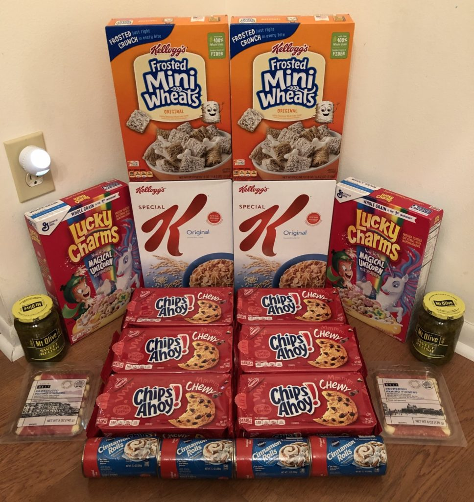 My 11/28 Publix Trip - $70.82 for $35.54 or 50% Off