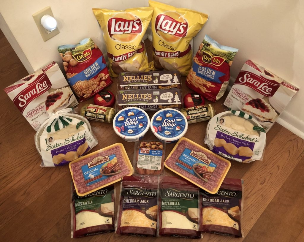 My 12/19 Publix Trip - $101.61 for $39.11 or 62% Off