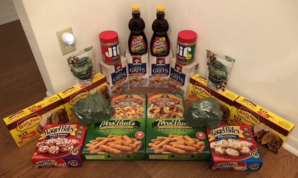 My 1/16 Publix Trip - $97.06 for $37.54 or 62% Off