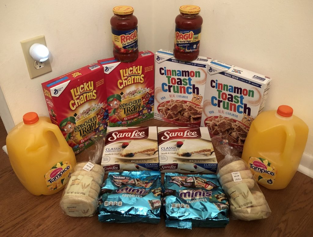 My 2/6 Publix Trip - $48.62 for $20.53 or 58% Off