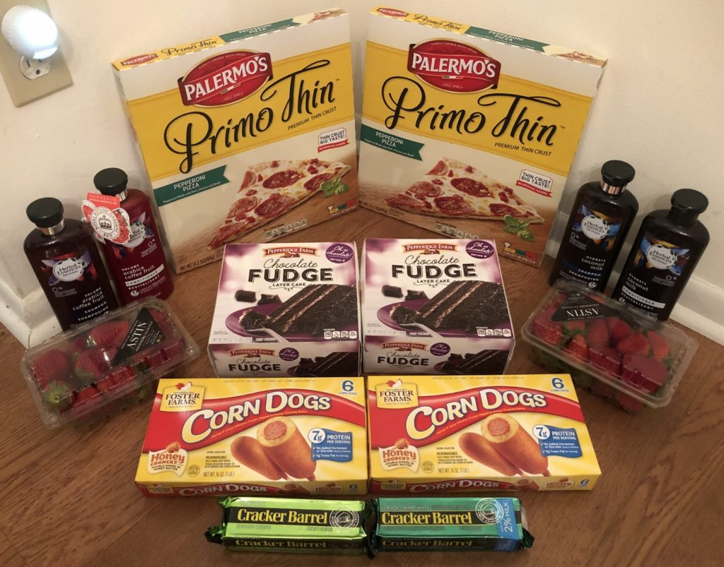My 2/27 Publix Trip - $74.94 for $33.74 or 55% Off